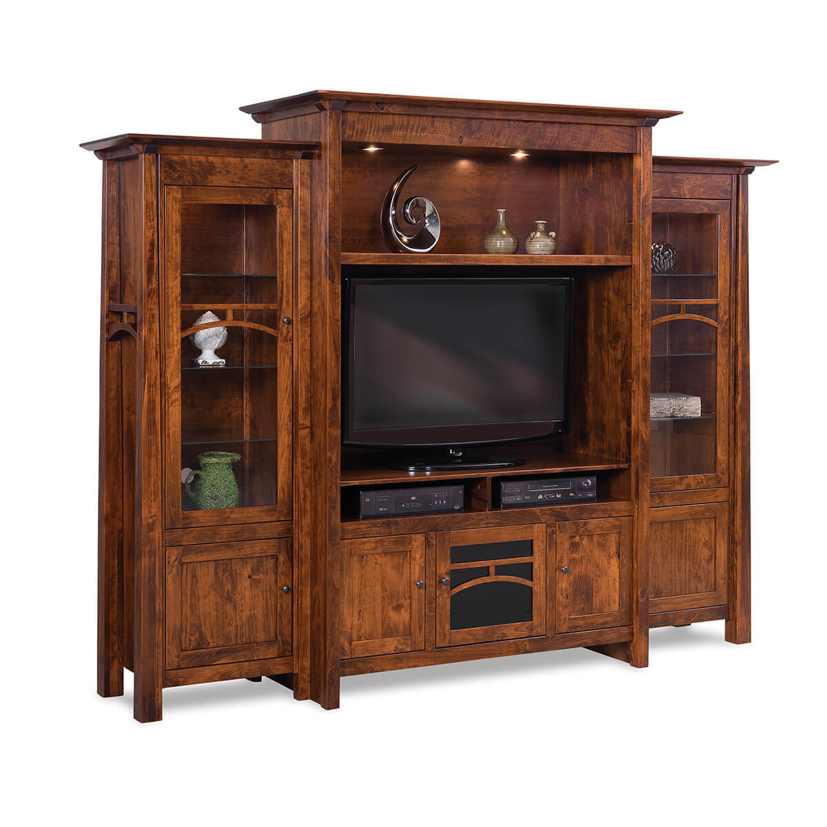 entertainment furniture wall units