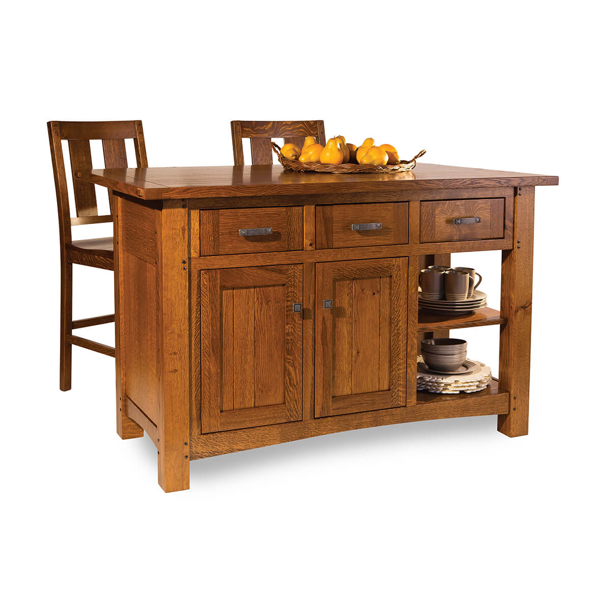 American Made Kitchen Furniture | Weavers Farm and Furniture ...